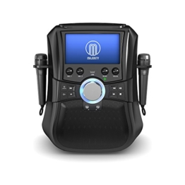 """Concert Karaoke Machine Player With 7"""" Screen DVD Player / Portable Rechargeable Battery / Bluetooth / MP3 / USB / CD-G / FM Radio - 1"""