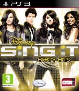 Disney Sing It : Party Hits (PS3) - 1