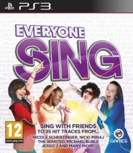 Everyone Sing (PS3) - 1