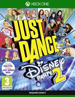 Just Dance Disney Party 2 (Exclusive to Amazon.co.uk) (Xbox One) - 1