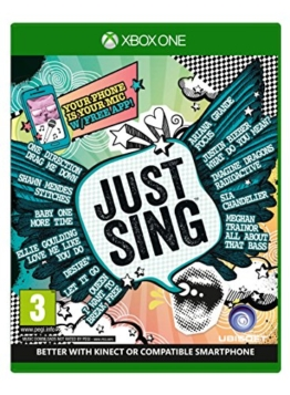 Just Sing (Xbox One) - 1