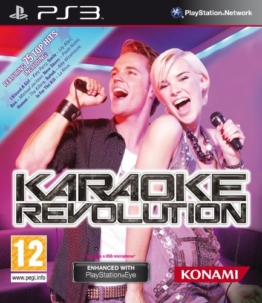 Karaoke Revolution - Game Only (PS3) - 1