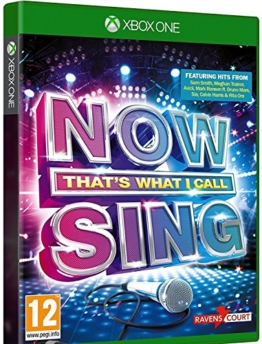 Now Sing - Game Only (Xbox One) - 1