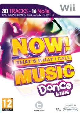 Now That's What I Call Music - Dance and Sing (Wii) - 1