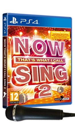 Now That's What I Call Sing 2: Microphone Pack (PS4) - 1