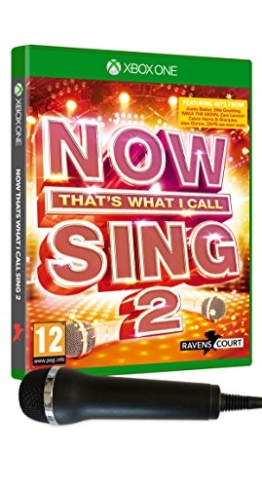 Now That's What I Call Sing 2: Microphone Pack (Xbox One) - 1
