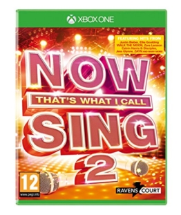 Now That's What I Call Sing 2 (Solus) (Xbox One) - 1