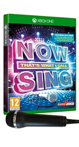 Now That's What I Call Sing: Microphone Pack  (Xbox One) - 1