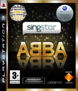 SingStar ABBA - PlayStation Eye Enhanced (PS3) - 1