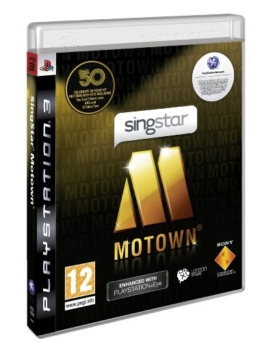 SingStar: Motown - PlayStation Eye Enhanced (PS3) - 1