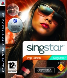 SingStar Pop Edition - PlayStation Eye Enhanced (PS3) - 1