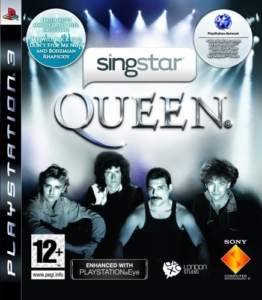 SingStar Queen - PlayStation Eye Enhanced (PS3) - 1