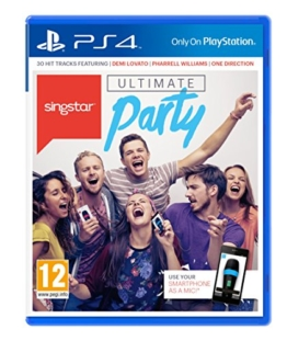 Singstar: Ultimate Party (PS4) - 1