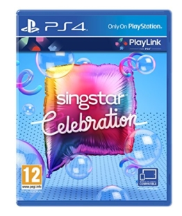 Sony SingStar Celebration (PS4) - 1