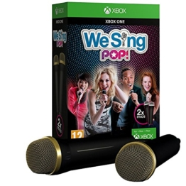 We Sing Pop 2 Mic Bundle (Xbox One) - 1