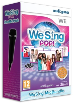 We Sing Pop Plus One Mic (Nintendo Wii/Wii U) - 1