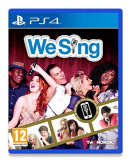 We Sing (PS4) - 1
