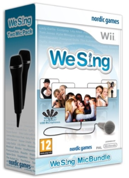 We Sing with 2 Mics (Wii) - 1
