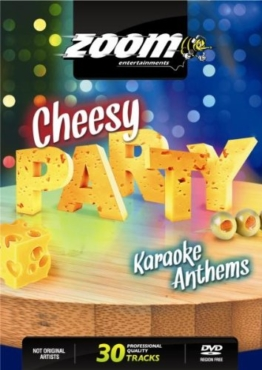 Zoom Karaoke DVD - Cheesy Party Anthems - 30 Songs - 1